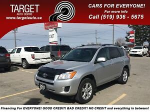 2012 Toyota RAV4 Looks Sharp Very Clean and More !!!!