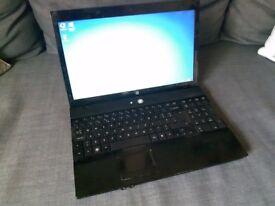 HP ProBook 4510s Laptop - Core2Duo 2GHz, 3GB, 250GB, windows 7 Pro, HDMI, webcam