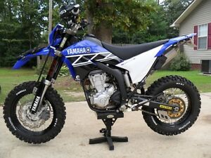 WANTED: DUAL SPORT MOTORCYCLE