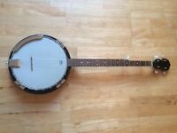 Countryman 5 string Banjo £120