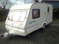 Caravan 2 Birth Bailey Ranger 460/2 2000 Year Little Used