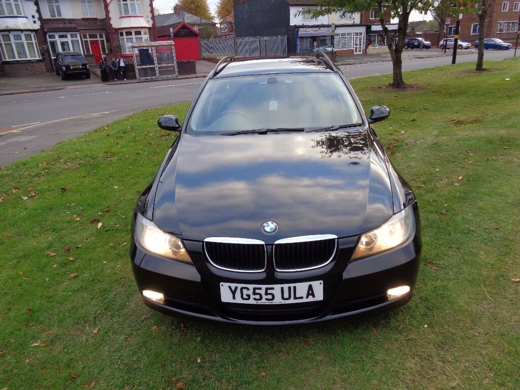 2006 BMW 3 Series 2.0 320d SE Touring 5dr [FULL LEATHER+PARKING AID+FSH]