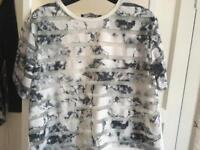 Marbled top brand new