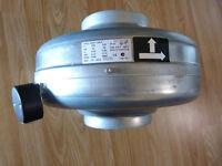 SOLER & PALAU VENT-150LK Inline Centrifugal Duct Fan