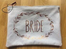 Bridal Make Up Bag
