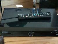 BT YouView box and remote control