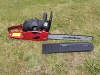 "Cobra 18"" chainsaw ex display clearance deal"