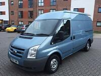 2010 FORD TRANSIT TREND MWB 2.2 115 6 SPEED LOW MILES 120,000 VERY CLEAN!!