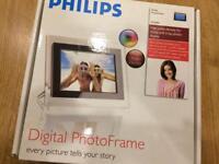 Philips digital photo frame