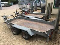 Ifor Williams Plant GH94 TRAILER -