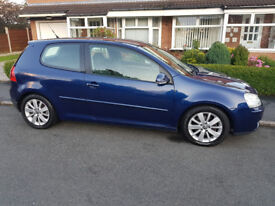 💥💥2007 VW GOLF SPORT 2.0 TDI 💥💥Excellent Diesel May P/X Bargain Seat Audi Ford A3 Leon VW