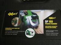 EXACT SANDER SP 180 PLANER/SANDER