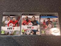 PS3 FIFA Games