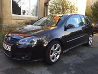 VW GOLF GTI 2005, MANUAL, FRONT HEATED SEATS, 3 DOOR 130K