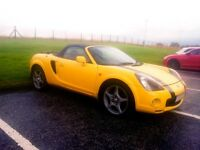 Toyota MR2 roadster, low milleage, SWAP for YARIS RAV4