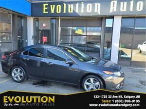 2012 Acura TSX FINANCE NOW!!!
