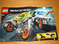 Lego racers Set 8165 Monster Jumper - Rare & Discontinued