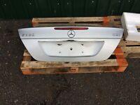 Mercedes E Class W211 Boot Lid A891