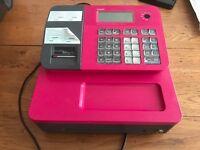 Casio SE-01 cash register