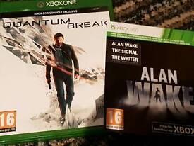 Quantum Break Xbox One + Alan Wake