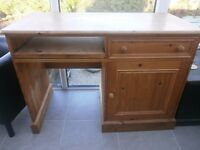 LOVELY SOLID PINE DESK