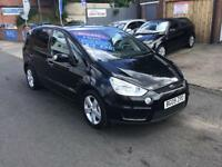 💥 another new arrival 💥⭐️£4895 *2009(09) only 68,000 * Ford S Max titanium TDC I