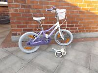 Girls bike made by Giant