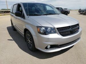2017 Dodge Grand Caravan CVP/SXT | Cloth | Stow 'n Go | DVD Play