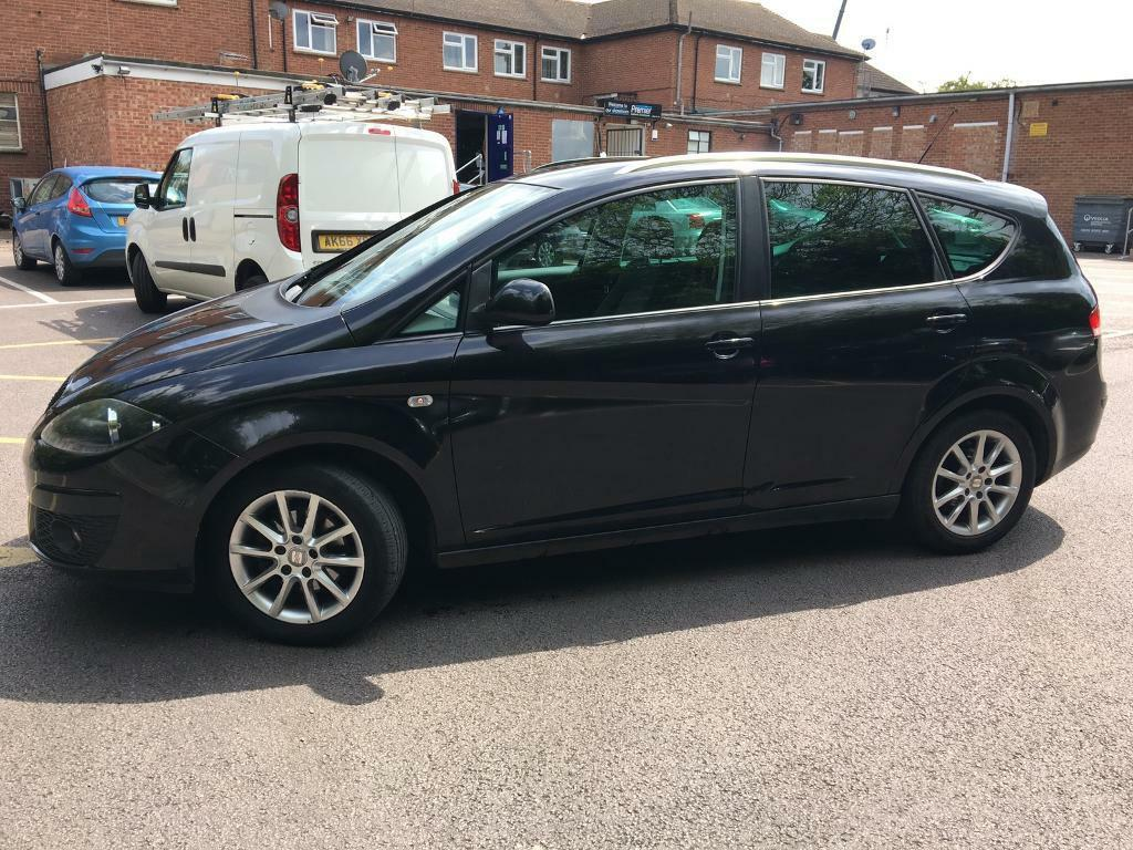 2010 seat altea xl 1 9 tdi diesel black not vw golf plus in cambridge cambridgeshire gumtree. Black Bedroom Furniture Sets. Home Design Ideas