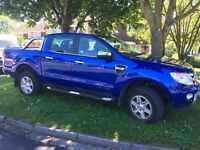 Ford ranger 64 plate diesel double cab pick up