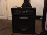 Fender modelling bass combo B-DEC