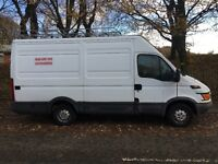 Iveco daily diesel 2004 excellent reliable van.