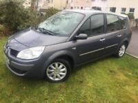 Renault grand Scenic 2006 1.6 petrol