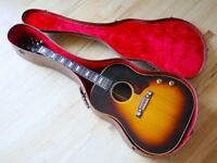 1954 Gibson J-160E