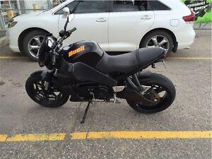 2008 buell XB12S Lightning