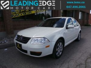 2008 Volkswagen City Jetta 2.0L Auto, Cold weather package