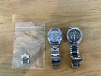 Swatch Watch (2 & Spare Links!)