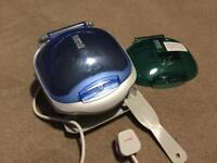George Foreman colours grill