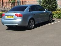 2007(57) Audi A4 2.0 TDI S-Line 170BHP Special Edition Full Service History + Not Audi A3 Vw Golf