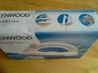 Kenwood Travel Iron New