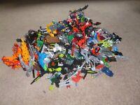 LEGO BIONICALS LARGE LOT
