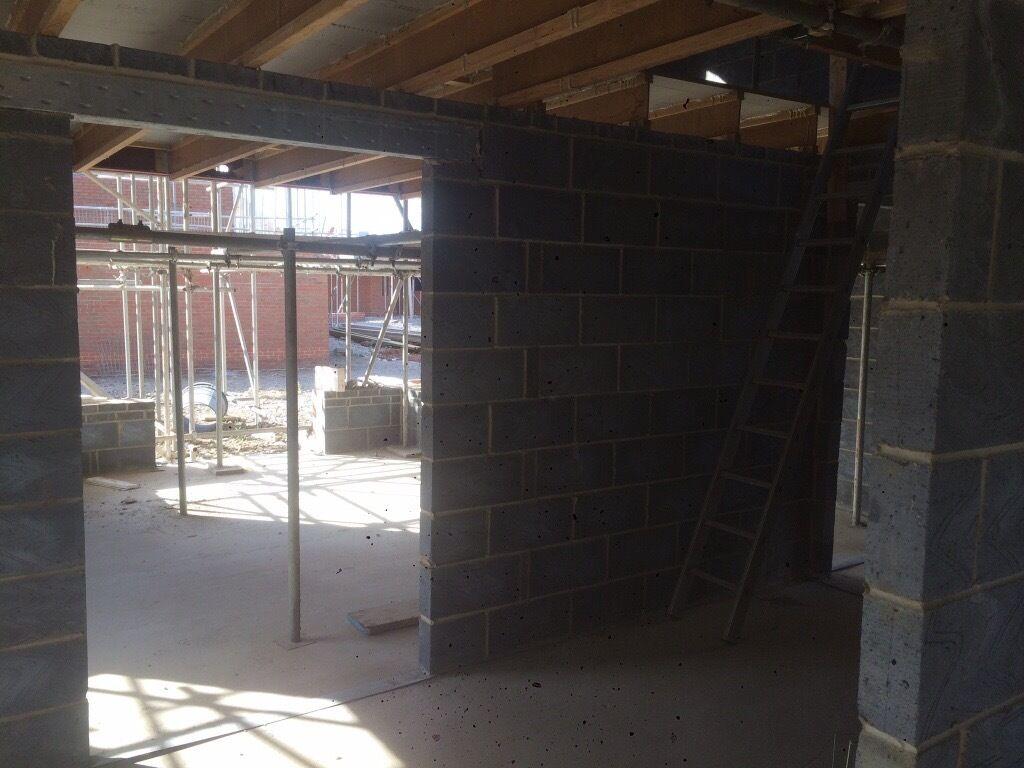Holmes brickwork