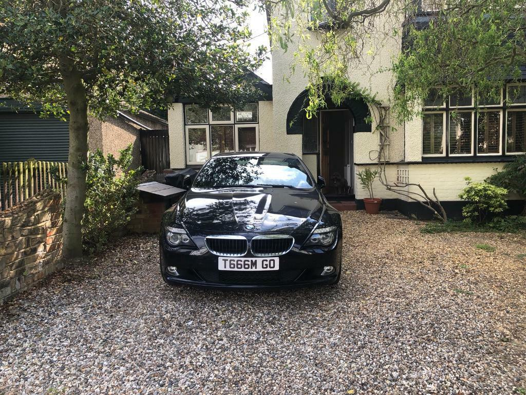 BMW 635D / 6 Series For Sale