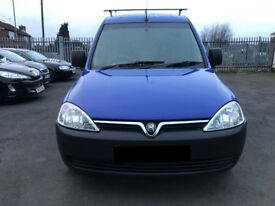 Vauxhall Combo 1.3 CDTi 16v - 2007, FULL HISTORY 11 SERVICES, 12 MONTHS MOT, 2 OWNERS, IMMACULATE!