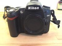 Nikon D90. Boxed. REDUCED