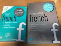 Michele Thomas Start French, Masterclass French. Learn CD