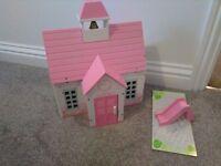 ELC Rosebud School Playset (Dolls House)