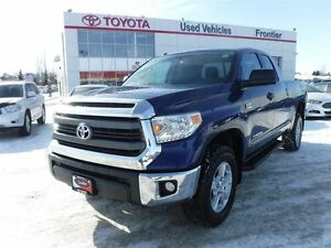 2014 Toyota Tundra SR 5.7L V8 TOYOTA CERTIFIED PRE OWNED