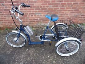 MISSION ELECTRIC TRIKE BRAND NEW