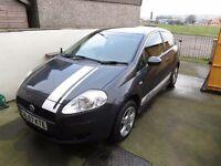 Fiat Punto - 2007 - 1.2 LOW MILEAGE - HEAD GASKET GONE - STILL DRIVES LONG MOT